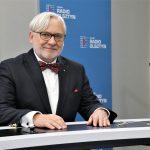 Wojciech Maksymowicz: Rozmawiam na tematy na których się znam, są to służba zdrowia i nauka