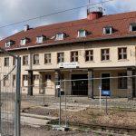 Remont dworca w Olsztynku pod znakiem zapytania. Konserwator zabytków wstrzymał prace