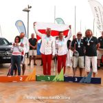 Niepełnosprawni żeglarze z Warmii i Mazur z medalami mistrzostw Europy klasy Hansa 303
