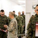 Wojskowy z Węgorzewa uratował łotewskiego żołnierza. Polak jest dowódcą grupy ewakuacji medycznej