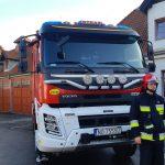 """Olsztyńscy strażacy coraz lepiej wyposażeni. """"Wzmacniamy was, żebyście wracali z akcji w komplecie"""""""