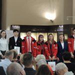 """""""Dają dobry przykład"""". Honorowi krwiodawcy, wolontariusze i ratownicy uhonorowani podczas uroczystej gali w Olsztynie"""