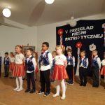 Patriotyczne pieśni i tańce w wykonaniu najmłodszych. W Olsztynie i Dobrym Mieście dzieci zaprezentowały swoje talenty
