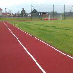 Czy w Woszczelach narodzą się sportowe talenty? Pomoże w tym nowy kompleks lekkoatletyczny