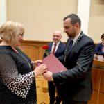 Zmiana w olsztyńskiej Radzie Miasta. Nowa radna zastąpiła Michała Wypija
