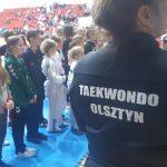Kilkuset zawodników taekwondo walczy o punkty w olsztyńskiej Uranii