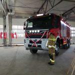 Strażacy z Elbląga mają nowy wóz. To prawdziwy Rolls Royce wśród samochodów