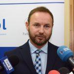 Europoseł Tomasz Frankowski otworzył biuro w Olsztynie