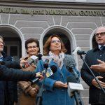 Wicemarszałek Sejmu przekonywała partyjnych kolegów. Czy to ona powalczy o fotel prezydenta Polski?