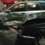 Jechał pod prąd i spowodował wypadek. Jedna osoba została ranna