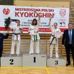 Marek Wieczorek podsumował miniony rok olsztyńskiego klubu Karate Kyokushin