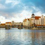 Kaliningrad wypadł z trójki najpopularniejszych rosyjskich miast wśród cudzoziemców