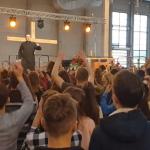 Ponad 2 tysiące osób przyjechało do Ostródy, aby przez muzykę i dobrą zabawę, pogłębić swoją relację z Bogiem