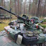 Żelazny Wilk z udziałem ponad stu wojskowych z Giżycka i czołgów z Orzysza. Żołnierze NATO ćwiczą na Litwie