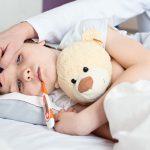 Cztery ważne wskazówki dotyczące opieki nad chorym dzieckiem