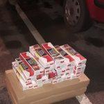 Przewozili 13 tysięcy sztuk papierosów. Kuriozalne tłumaczenie małżeństwa
