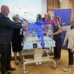 Gwiazdkowy prezent od Michelin. Specjalny inkubator pomoże najmłodszym pacjentom