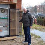 Olsztyn walczy z marnowaniem żywności. W mieście stanęła pierwsza lodówka społeczna