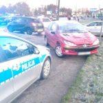 Wypadek na przejściu dla pieszych w Olsztynie. Samochód osobowy potrącił kobietę