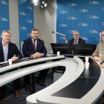 Sprawa olsztyńskiego sędziego, koniec szefostwa D.Tuska w RE i wypowiedź szefa SLD o Armii Czerwonej. Oglądaj audycję My, Wy, Oni