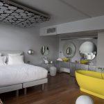 Podkręć wnętrze – dwukolorowe dekoracje