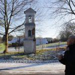Warmińska kapliczka w ruinie. Mieszkańcy Starego Kawkowa chcą ocalić zabytkowy obiekt
