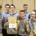 Bardzo udany występ młodych szablistów w Pucharze Polski. Przywieźli dwa medale