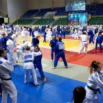 Szlifują talenty i szukają mistrzów. Do Elbląga przyjechało ponad tysiąc judoków z Polski i zagranicy