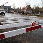 Spadła liczba wypadków na przejazdach kolejowo-drogowych