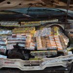 Nielegalne towary za 18 milionów złotych. Straż Graniczna podsumowała miniony rok