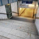 Problem z podziemnym przejściem na dworcu w Elblągu. Po interwencji radnego PKP zapowiada zmiany