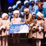 Zespół Szalone Małolaty z Elbląga zdobył Grand Prix w międzynarodowym konkursie
