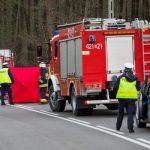 Śmiertelny wypadek koło Srokowa. Nie żyje 81-latka