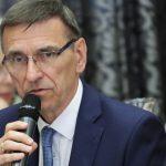 """Prezydent Grzymowicz odpowiada w sprawie referendum. """"Nie wierzę własnym oczom i uszom"""""""