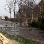 Wysoki stan wód na Żuławach Elbląskich. Stany ostrzegawcze zostały przekroczone