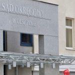 Sąd Okręgowy w Olsztynie zajmie się nieobecnością szefowej Kancelarii Sejmu