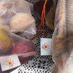 Sukces ekoworeczków na warzywa i owoce. Wolontariusze z Elbląga szyją i rozdają woreczki mieszkańcom