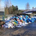 Rośnie góra odpadów. Olsztyński Zakład Komunalny nie chce wywozić nieczystości ze schronisk dla zwierząt
