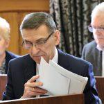 Prezydent Olsztyna wrócił do pracy po zakażeniu koronawirusem