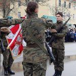 Kolejni żołnierze dołączyli do warmińsko-mazurskiej brygady. Terytorialsi złożyli uroczystą przysięgę