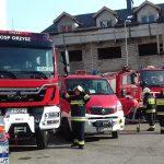 Kolejna jednostka ma nowy wóz strażacki. Nowoczesny pojazd będzie służył mieszkańcom powiatu piskiego