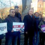 Komitet Wyborczy Roberta Biedronia w Ełku. Kandydat Lewicy spotka się z mieszkańcami