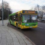 Kolejny dzień bez tramwajów w Elblągu. Protestujący spotkali się z władzami spółki