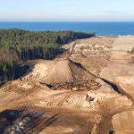 Urząd Morski w Gdyni ogłosił przetarg na kolejne prace przy budowie przekopu przez Mierzeję Wiślaną