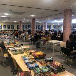 Na jeden dzień biblioteka uniwersytecka stała się świątynią fanów gier planszowych