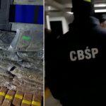 Hiszpańska misja olsztyńskiego CBŚP. W ich ręce trafiła ponad tona narkotyków wartych 90 milionów złotych