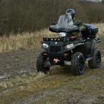 Pomogą patrolować trudne i ciężko dostępne tereny. Straż Graniczna ma nowe quady