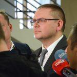 Do olsztyńskiej prokuratury wpłynęło zawiadomienie w sprawie sędziego Nawackiego