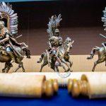 Statuetki Husarza rozdane. Nagrodzeni w wyjątkowy sposób przyczynili się do rozwoju 16. Pomorskiej Dywizji Zmechanizowanej