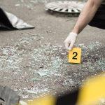 Jedna osoba ranna w zderzeniu trzech aut na DK 51 koło Lidzbarka Warmińskiego